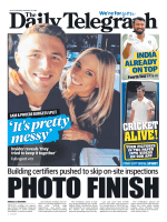 2019-01-04 The Daily Telegraph Sydney