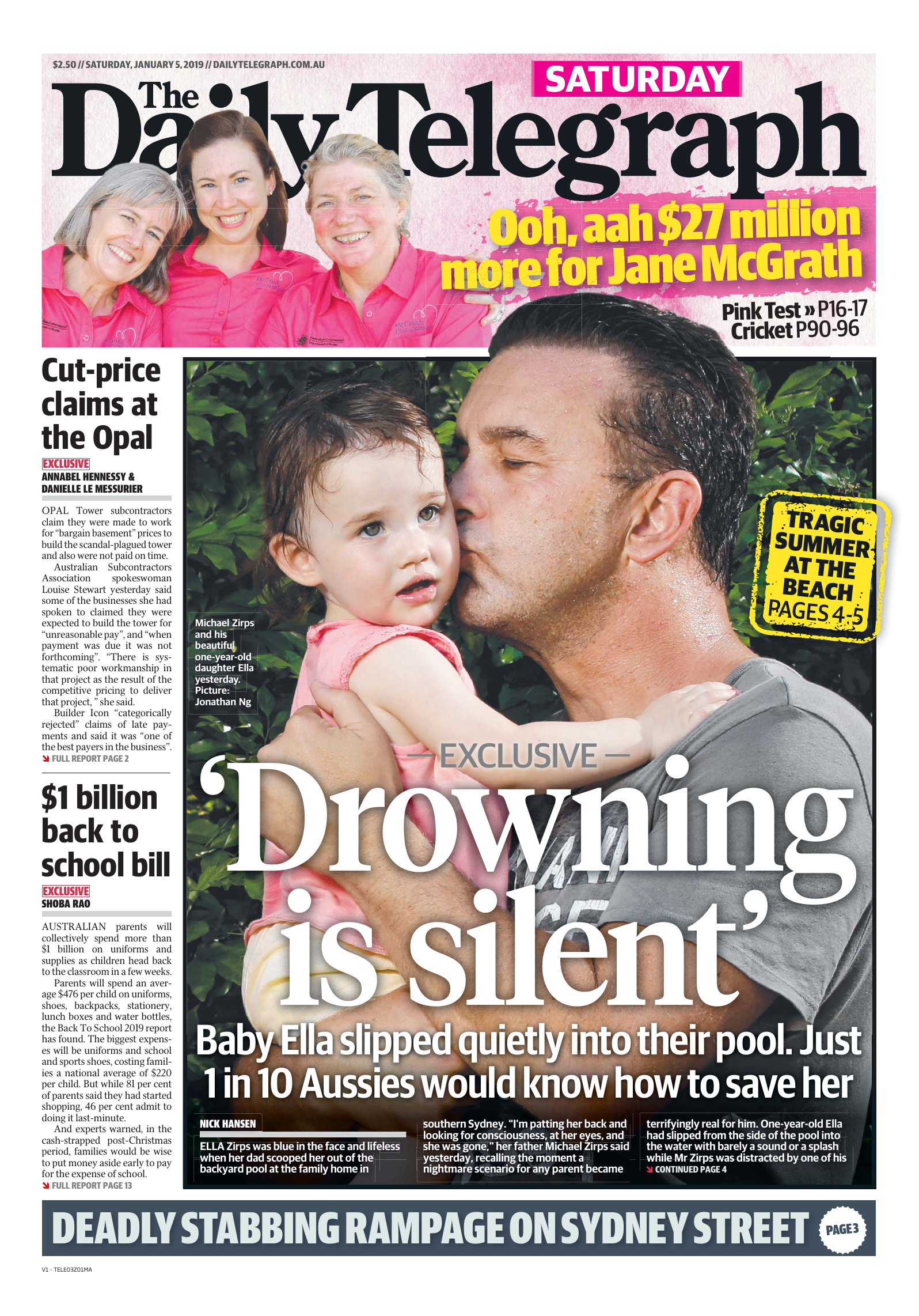 98195102f 2019-01-05 The Daily Telegraph Sydney