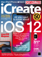iCreate UK - Issue 187 2018