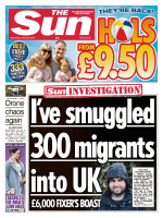 The Sun UK  9 January 2019