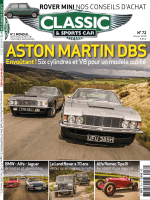 Classic et Sports Car N°72 – Janvier 2019-compressed